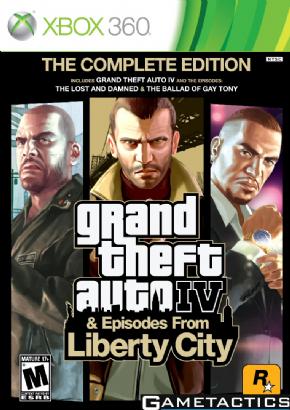 GTA IV Complete Edition X...