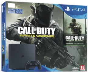 Sony Playstation 4 Slim Bundle Call of D...