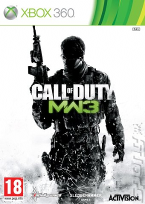 Call of Duty - MW3 XBOX36...