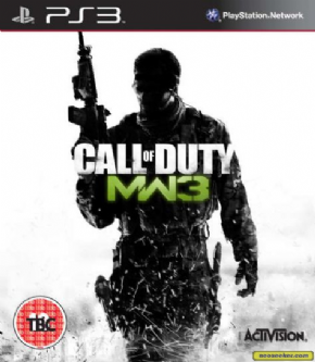 Call of Duty - MW 3 PS3