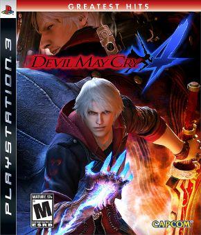 Foto Devil May Cry 4 Greatest Hits (Seminovo) PS3