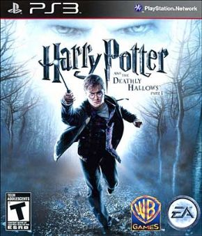 Foto Harry Potter and the Deathly Hallows, Part 1 (Seminovo) PS3