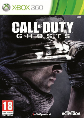 Call of Duty Ghosts + DLC...