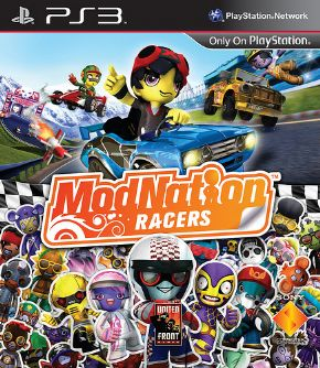 ModNation Racers PS3 - Se...