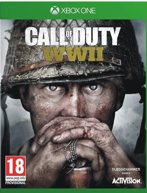 Call of Duty WWII XBOX ON...