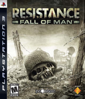 Resistance Fall of Man PS...