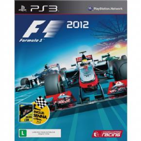 F1 2012 PT BR PS3