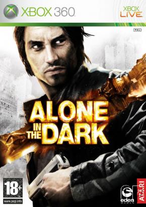 Foto Alone in The Dark (Seminovo) XBOX 360