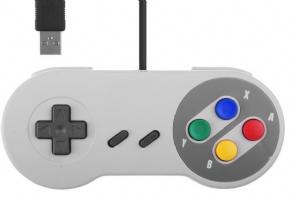 Controle Super Nintendo U...