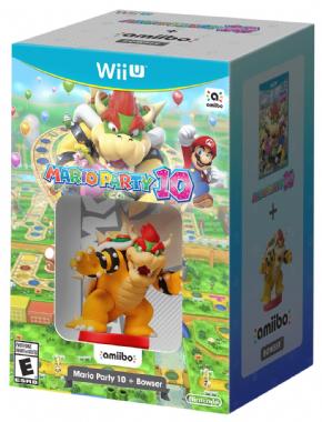 Mario Party 10 Wii U + Bo...