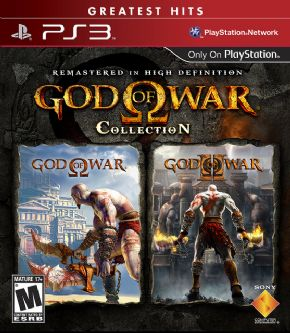 God of War Collection PS3...