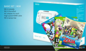 Nintendo Wii U Basic Set...