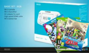 Nintendo Wii U Basic Set...