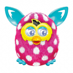 Furby Boom - Rosa e Branc...