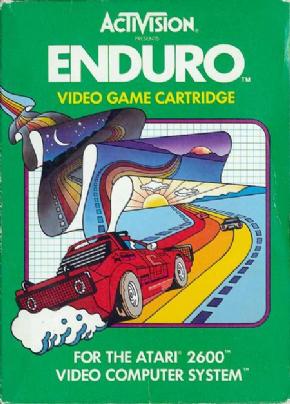 Enduro (Seminovo) Atari