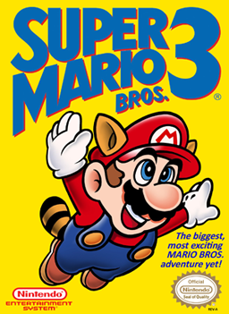 Super Mario Bros 3 (72 pi...