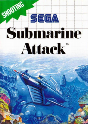 Submarine Attack (Seminov...