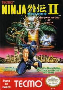 Ninja Gaiden II (60 pinos...