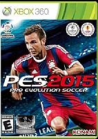 Pro Evolution Soccer 2015...