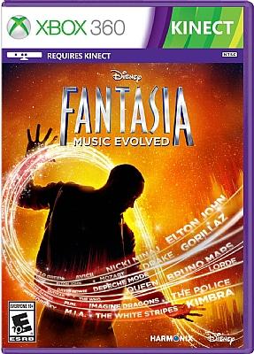 Disney Fantasia XBOX 360...