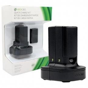 Quick Charge Kit XBOX 360
