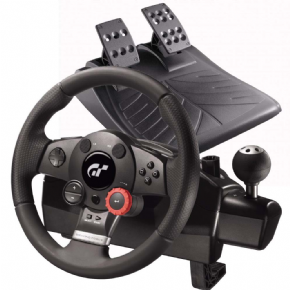 Volante Logitech Driving...