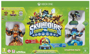 Foto Kit Skylanders - Swap force - XBOX ONE