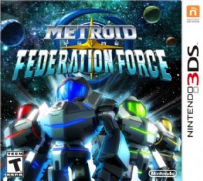 Metroid Prime: Federation...