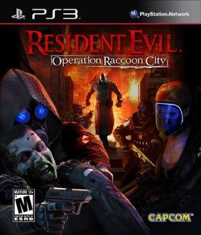 Resident Evil: Operation...