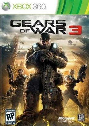 Foto Gears of War 3 (Seminovo) XBOX360