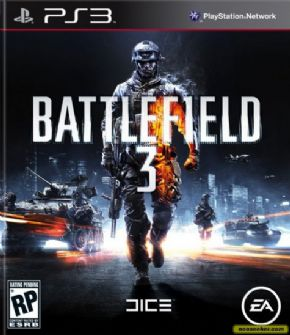 Battlefield 3 (Seminovo)...