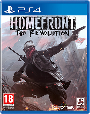 Homefront The Revolution...