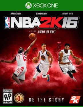 NBA 2K16 (Seminovo) XBOX...