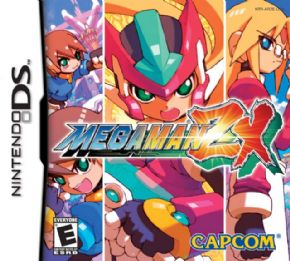 Mega Man ZX (Seminovo) DS...