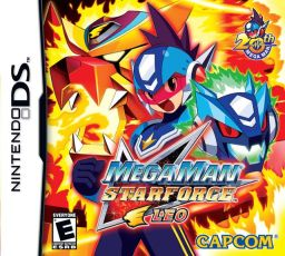 Mega Man Star Force Leo (...