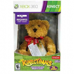 Kinectimals With Bears +...