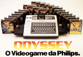 Odyssey Philips (Seminovo...