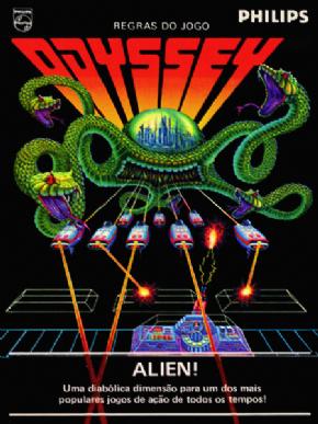 Foto Alien! (Seminovo) Odyssey