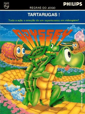 Tartaruga! (Seminovo) Ody...