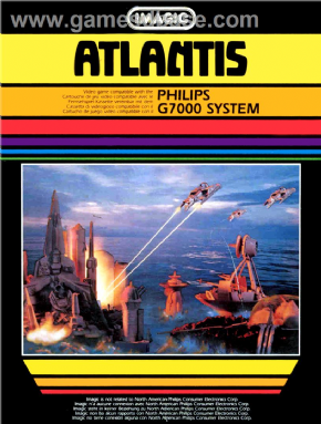 Atlantis (Seminovo) Odyss...