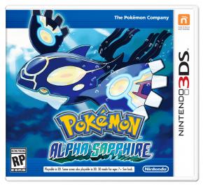 Pokemon Alpha Sapphire 3D...