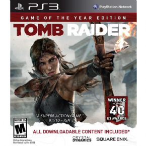 Tomb Raider (Seminovo) PS...