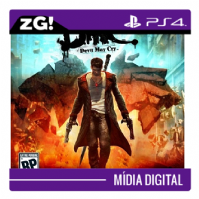 DMC MIDIA DIGITAL PS4