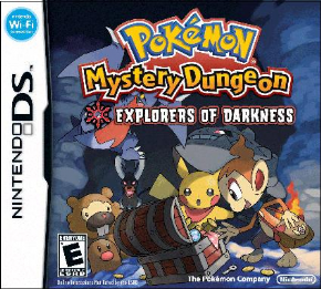 Pokemon Mystery Dungeon E...