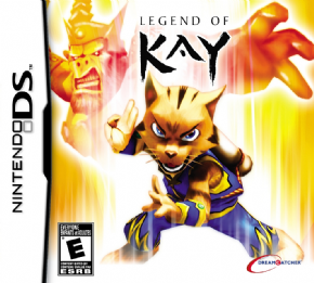 Legend of Kay (Seminovo)...