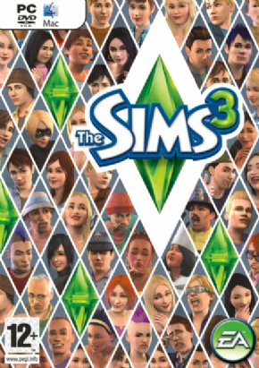The Sims 3 PC-DVD (Portug...