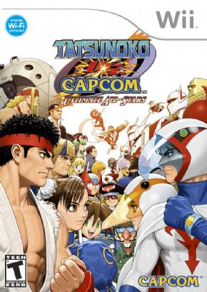 Tatsunoko Vs Capcom: Ulti...