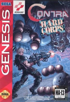 Contra Hard Corps  (Semin...
