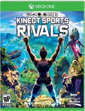 Kinect Rivals (Seminovo)...