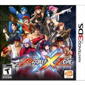 Project X Zone (Seminovo)...